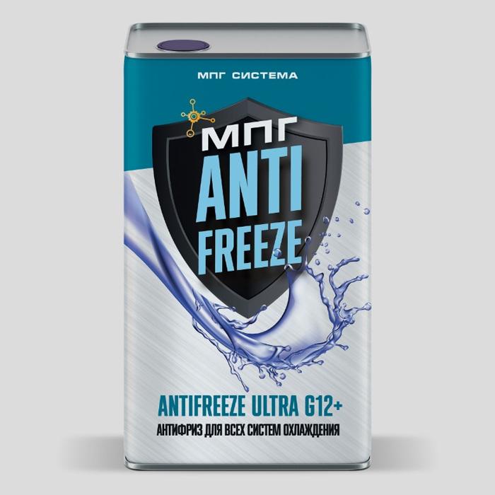 МПГ ANTIFREEZE FULL PROTEСTION ULTRA G12+ КОЦЕНТРАТ 4,1 литр
